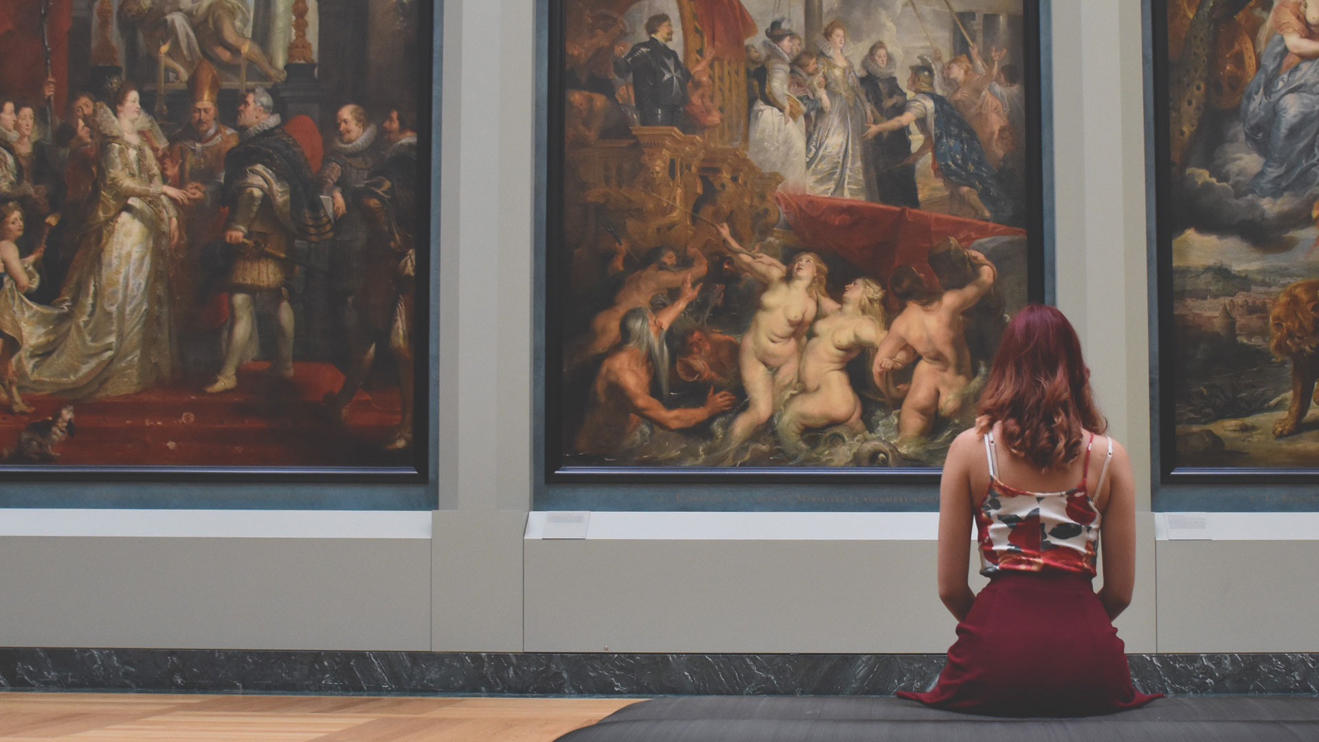 """Why Museums Should Let In """"The Wrong Audience"""""""