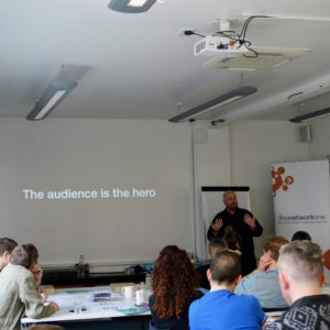 Integrated Storytelling Master Class London 2019