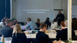 Integrated Storytelling Master Class