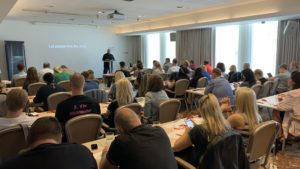 Integrated Storytelling MasterClass Tallinn, Estonia June 2019