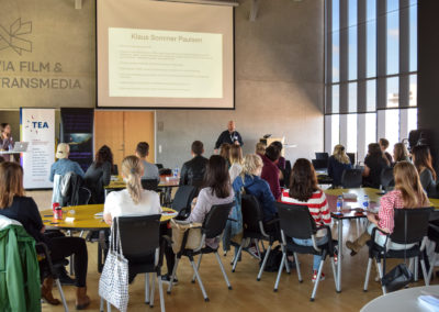 Integrated Storytelling Introduction, IWDK, Aarhus, May 2019