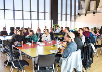 Integrated Storytelling Introduction, IWDK, Aarhus, May 2019