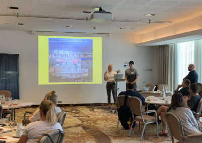 Integrated Storytelling Workshop, Tallinn, June 2019