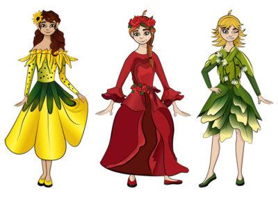 Jesperhus Flower Girls