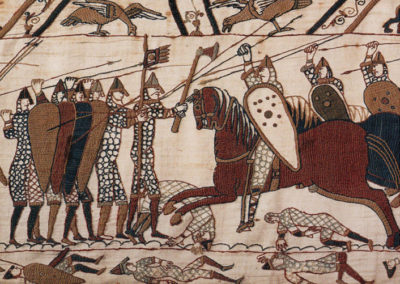 The Halls of the Battle of Hastings