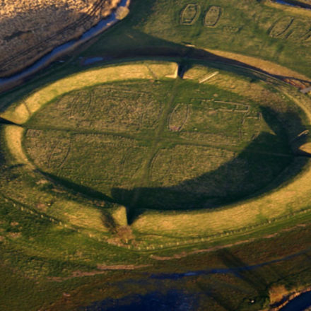 In the Footsteps of the Viking King