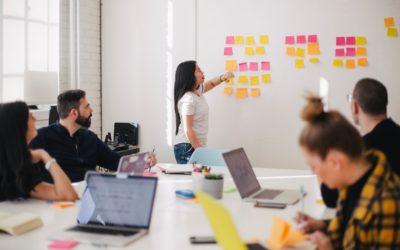 Designing the infinite team network