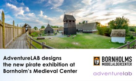 New Bornholm's Medieval Center exhibition designed by AdventureLAB