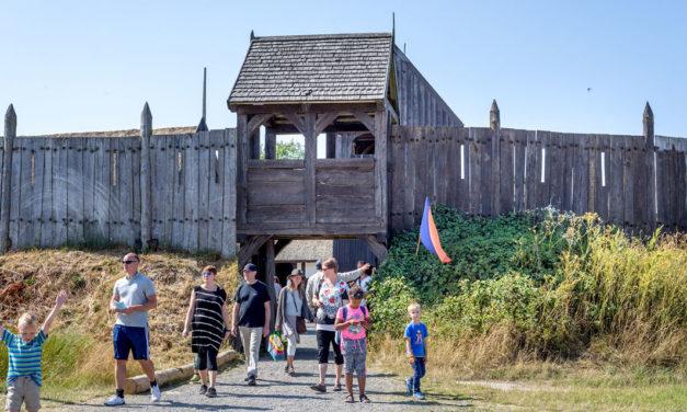 Sørøver Udstilling på Bornholms Middelaldercenter